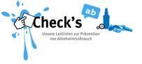 Check's ab – Merkblatt und Plakate