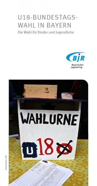 U18-Bundestagswahl 2020 - Flyer