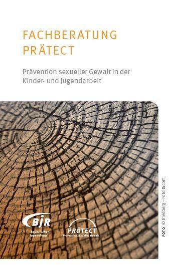 Fachberatung Prätect - Flyer Schutzkonzept