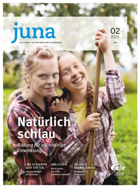 juna # 2.20 - Natürlich schlau - Bildung für nachhaltige Entwicklung