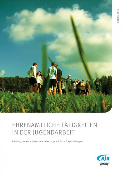 Ehrenamtliche Tätigkeiten in der Jugendarbeit - Download