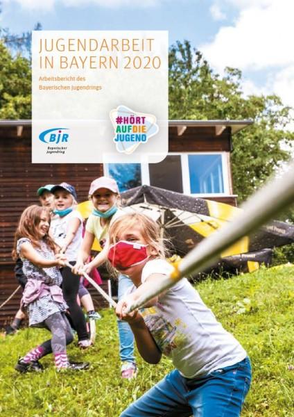 Arbeitsbericht des Bayerischen Jugendrings 2020