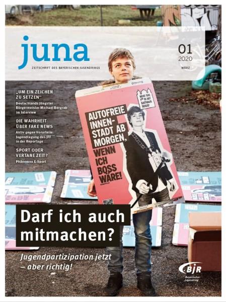 juna # 1.20 - Jugendpartizipation jetzt – aber richtig!