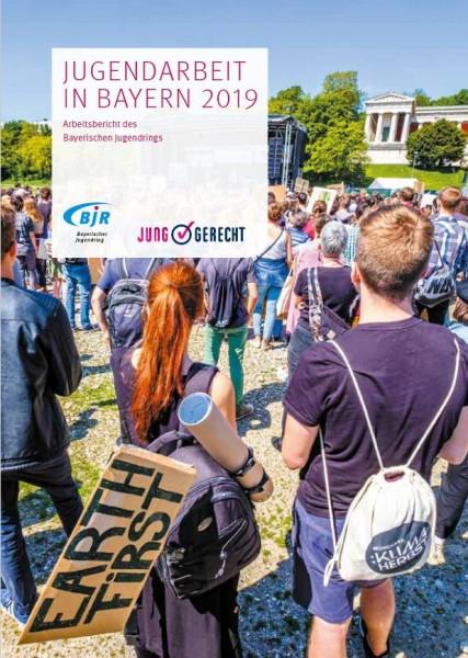 Arbeitsbericht des Bayerischen Jugendrings 2019