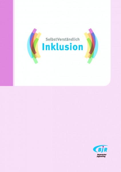 Projekt SelbstVerständlich Inklusion - Flyer