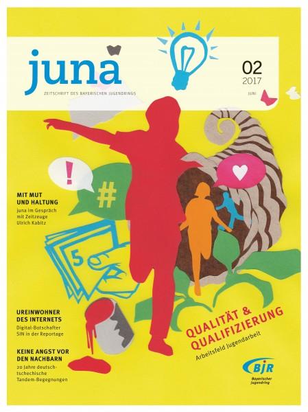 juna # 2.17 - Qualität & Qualifizierung
