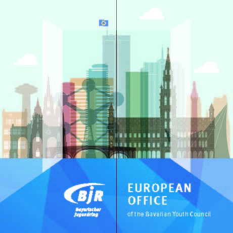 European Office of the Bavarian Youth Council – Flyer