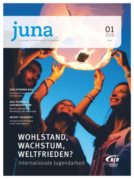 juna # 1.18 - Internationale Jugendarbeit