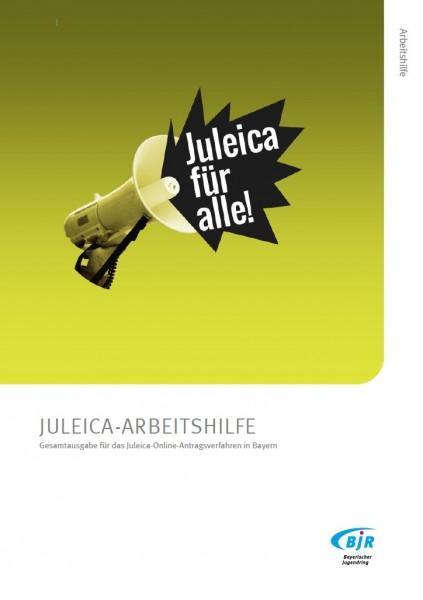 Das Juleica-Online-Antragsverfahren