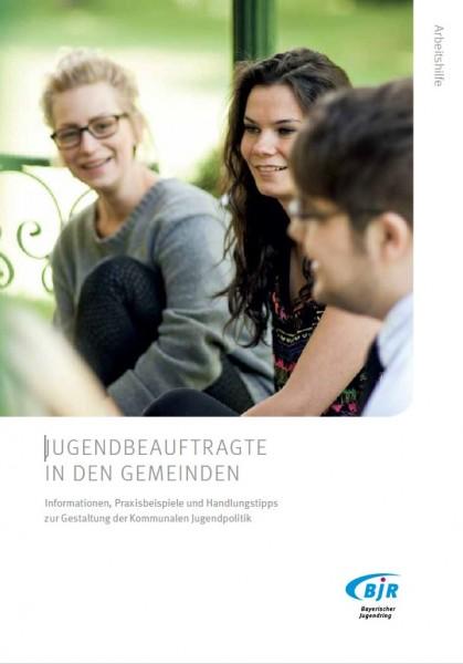 Jugendbeauftragte in den Gemeinden - 6. überarbeitete Auflage 2020