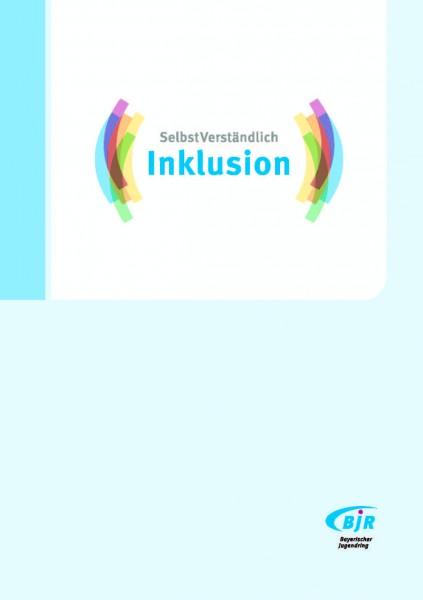 Projekt SelbstVerständlich Inklusion - Flyer leichte Sprache