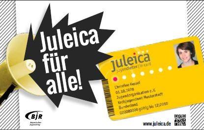 Juleica für alle! - Flyer