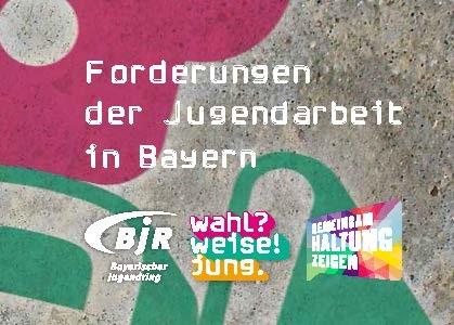 wahl?weise!jung. - Bundestagswahl 2017 - Forderungskarten