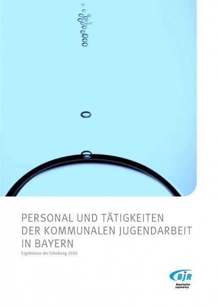 Personal und Tätigkeiten der kommunalen Jugendarbeit in Bayern