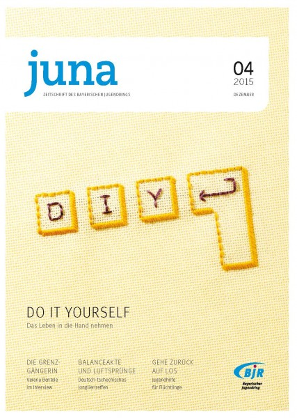 juna # 4.15 – Do-it-yourself