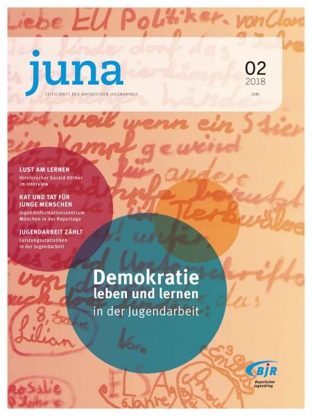 juna # 2.18 - Demokratie leben und lernen