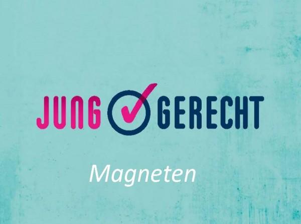 #junggerecht - Magneten