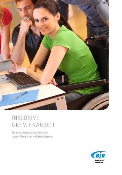 Inklusive Gremienarbeit für gleichberechtigte Teilhabe junger Menschen mit Behinderung